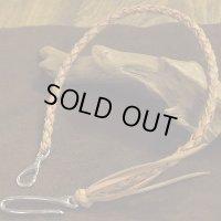 """Opus """"Wallet Rope"""" braid 4 leather"""
