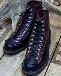 "LONE WOLF BOOTS ""CARPENTER"" F01615"