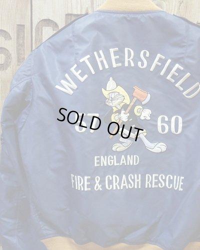 "画像1: TOYS McCOY -TYPE L-2A U.S.A.F. ""WETHERFIELD FIRE&CRASH RESCUE""-"