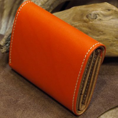 "画像5: Opus ""MINI WALLET"" BUTTERO Leather"