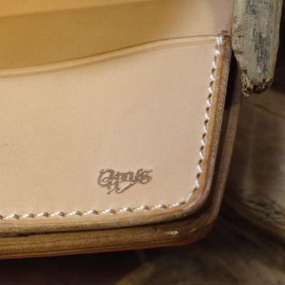 "画像4: Opus ""MINI WALLET"" BUTTERO Leather"