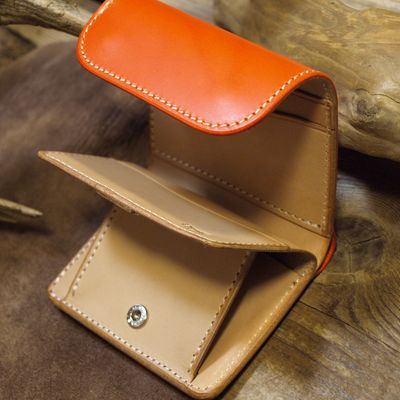 "画像2: Opus ""MINI WALLET"" BUTTERO Leather"
