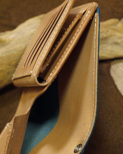 """画像2: Opus """"MIDDLE WALLET"""" BUTTERO Leather"""