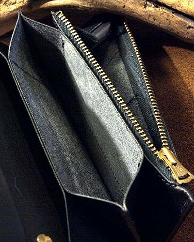 "画像3: Inception ""UK BRIDLE SOLID LONG WALLET"""