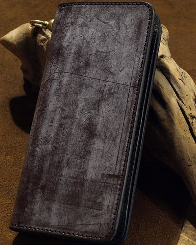 "画像5: Inception ""UK BRIDLE SOLID LONG WALLET"""