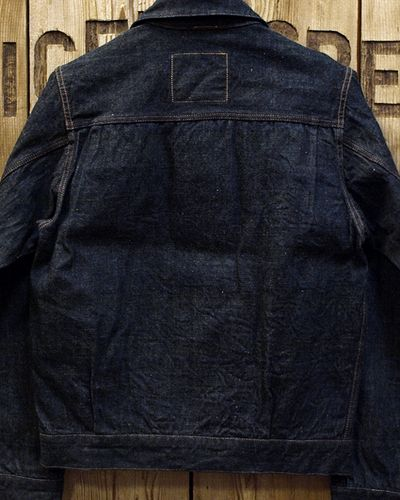 "画像5: Pherrow's ""510SW"" DENIM JACKET"