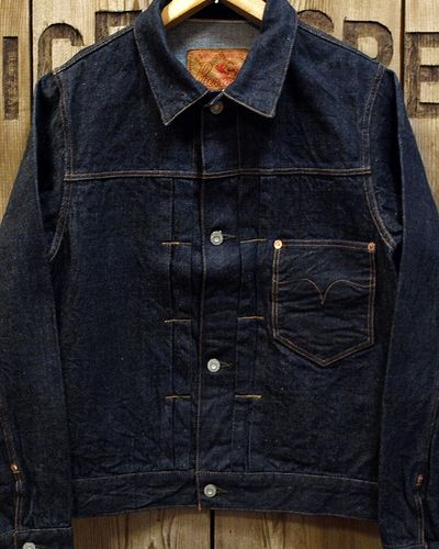 "画像2: Pherrow's ""510SW"" DENIM JACKET"