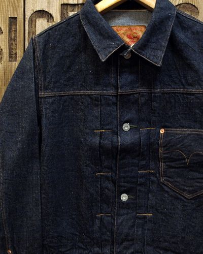 "画像1: Pherrow's ""510SW"" DENIM JACKET"