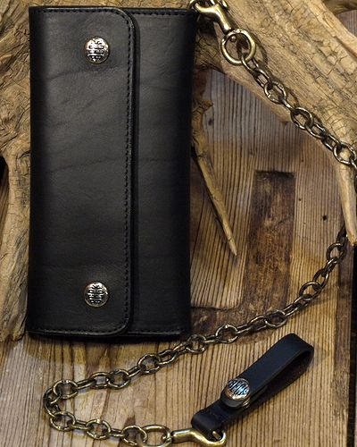 画像1: TOYS McCOY -BECK CHAIN WALLET-