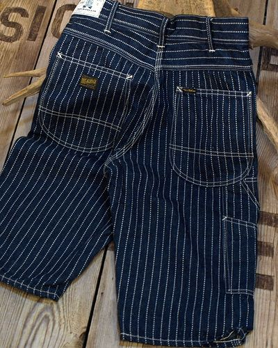 画像4: TOYS McCOY -CROPPED RAILMAN TROUSERS WABASH-