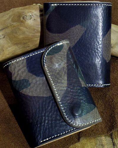 """画像1: Opus """"MINI WALLET"""" Toscana Leather"""