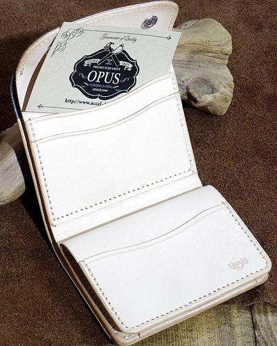 """画像2: Opus """"MINI WALLET"""" Toscana Leather"""