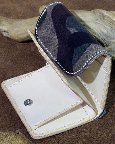"""画像3: Opus """"MINI WALLET"""" Toscana Leather"""