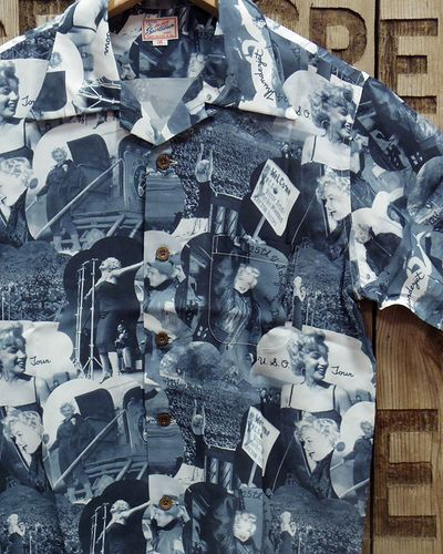 "画像1: TOYS McCOY -HAWAIIAN SHIRT ""ANYTHING GOES""-"