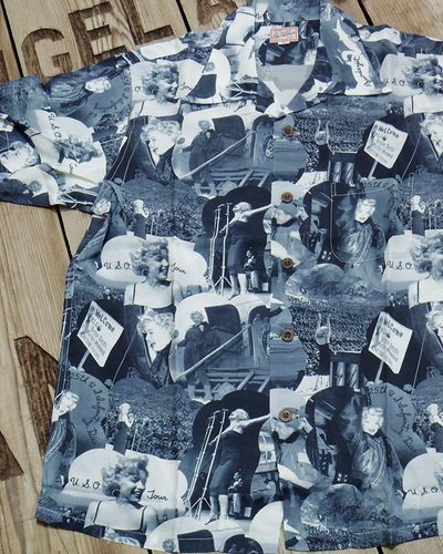 "画像3: TOYS McCOY -HAWAIIAN SHIRT ""ANYTHING GOES""-"