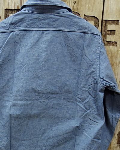 "画像5: FULLCOUNT ""BASIC CHAMBRAY SHIRTS"" 4810-15"