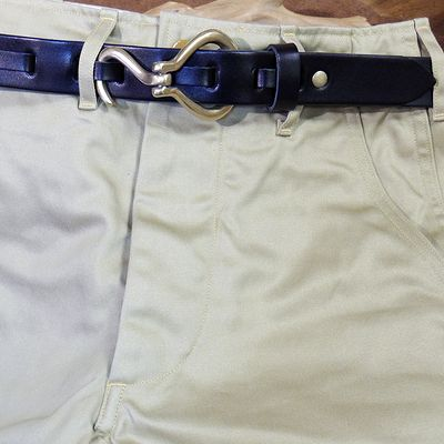 画像3: BARNS -HOOK BELT-