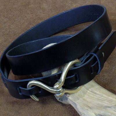 画像2: BARNS -HOOK BELT-