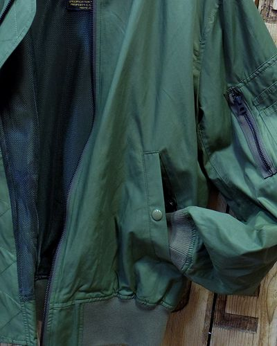 "画像4: Pherrow's ""17S-GCJ2"" C/N Ground Crew Jacket"