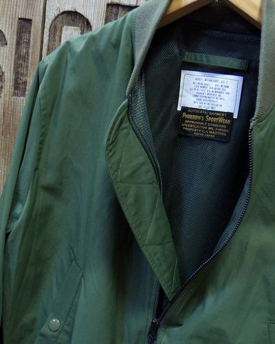 "画像3: Pherrow's ""17S-GCJ2"" C/N Ground Crew Jacket"