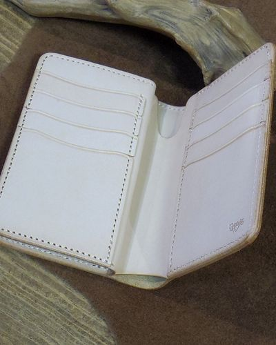 "画像3: Opus ""MIDDLE WALLET"" BUTTERO Leather"
