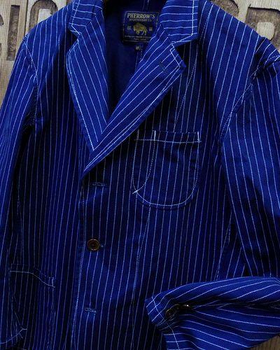 "画像3: Pherrow's ""17S-PCJ1-W"" Tailored Jacket"