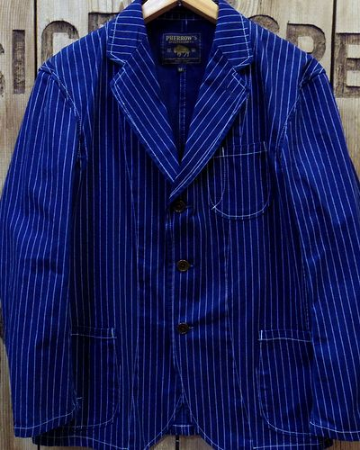 "画像2: Pherrow's ""17S-PCJ1-W"" Tailored Jacket"