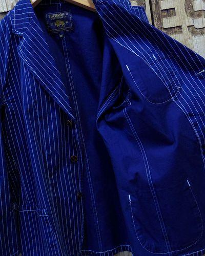 "画像4: Pherrow's ""17S-PCJ1-W"" Tailored Jacket"