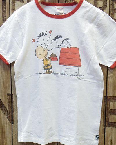 """画像3: FREE RAGE """"SMAK"""" Recycle Cotton Ringer Tee"""