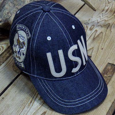 "画像1: TOYS McCOY -COTTON CAP ""SAILORMAN JERRY""-"