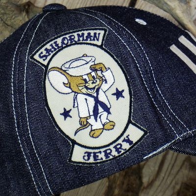 "画像2: TOYS McCOY -COTTON CAP ""SAILORMAN JERRY""-"