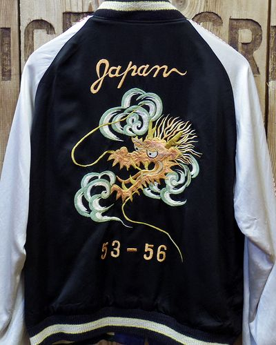 "画像5: KOSHO & CO. -SOUVENIR JACKET ""DRAGON"" × ""ROARING TIGER""-"