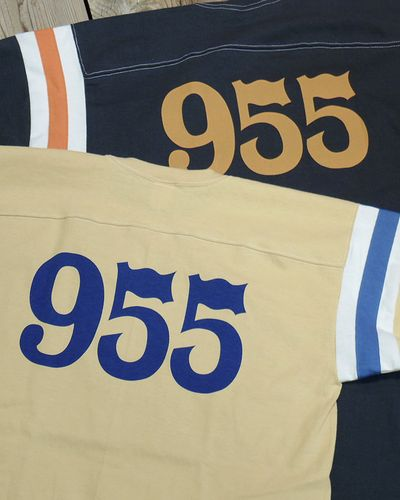"画像5: TOYS McCOY -FOOTBALL SHIRT ""955""-"