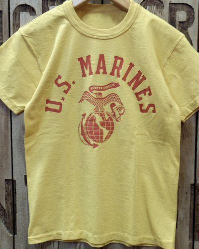 """画像2: TOYS McCOY -MILITARY TEE SHIRT """"U.S.MARINES""""-"""