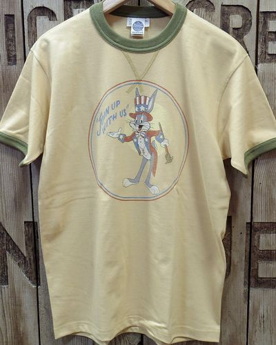"画像4: TOYS McCOY -MILITARY TEE SHIRT ""JOIN UP WITH US""-"