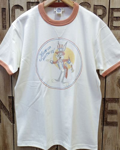 "画像3: TOYS McCOY -MILITARY TEE SHIRT ""JOIN UP WITH US""-"
