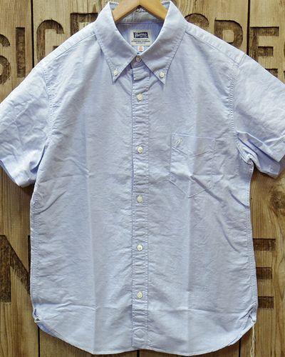 "画像3: Pherrow's ""PBDS1"" S/S BD Shirt"