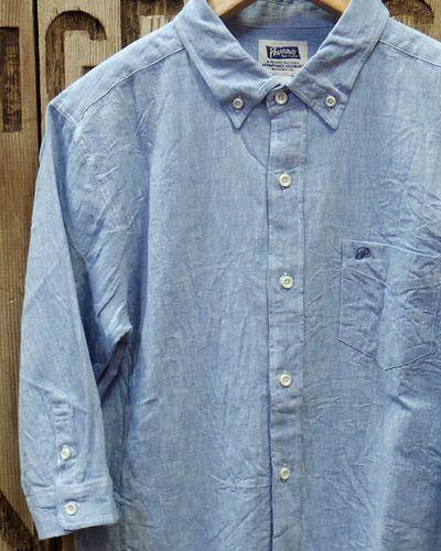 """画像1: Pherrow's """"17S-P7BD1"""" C/L BD Shirt"""