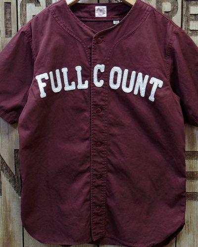 画像2: FULLCOUNT -BASEBALL SHIRTS- 4972