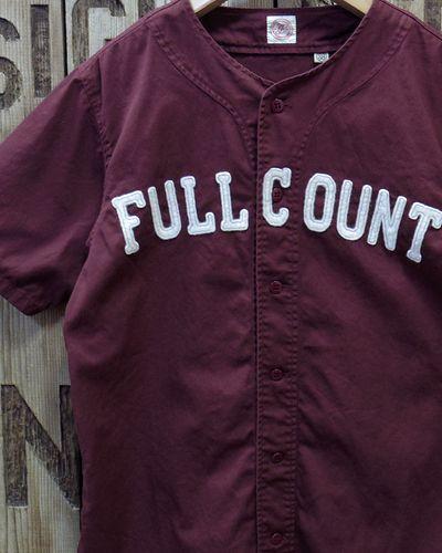 画像1: FULLCOUNT -BASEBALL SHIRTS- 4972