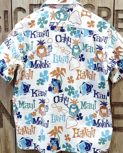"画像5: SUN SURF -""PINEAPPLE HEAVEN"" OPEN SHIRT-"
