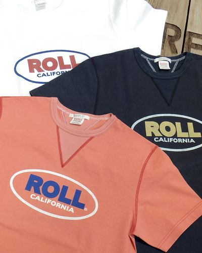 "画像1: BARNS -""ROLL CALIFORNIA"" COZUN TEE-"