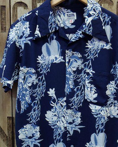 """画像1: Pherrow's """"17S-サキュレント"""" Hawaiian Shirts"""