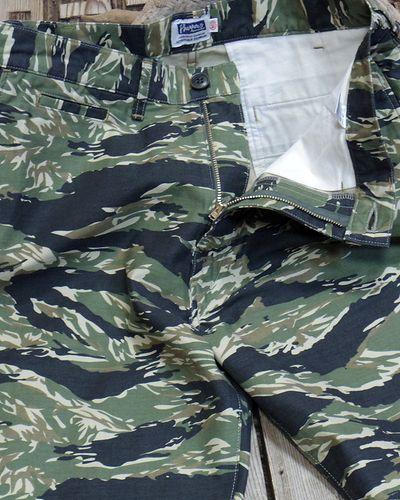 "画像3: Pherrow's ""17S-SPS1"" Short Pants"