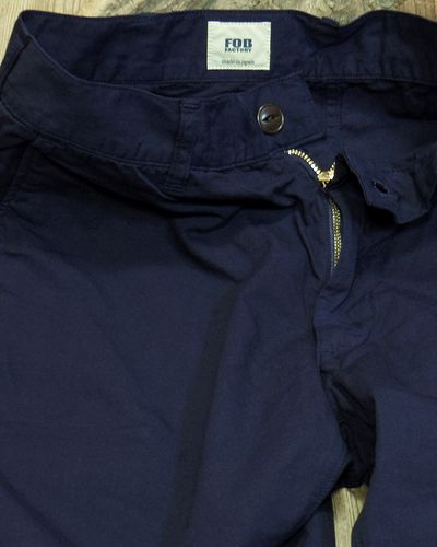 画像3: FOB FACTORY -WORK SHORTS- F4151