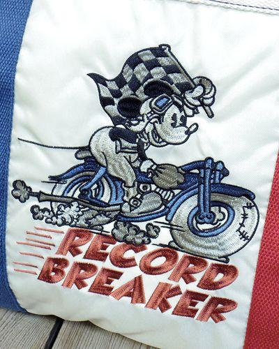 """画像2: TOYS McCOY -HELMET BAG MICKEY MOUSE """"RECORD BREAKER""""-"""
