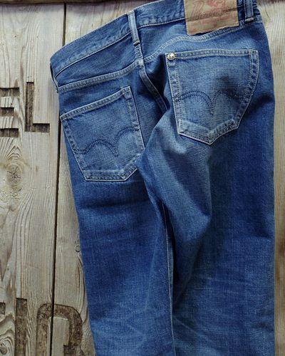 "画像5: Pherrow's ""17S-440VW"" Ankle Length Jeans"