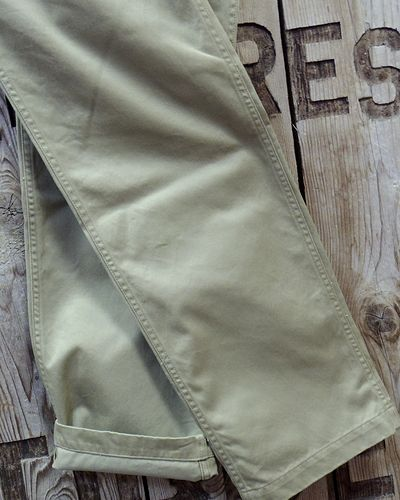 "画像3: Pherrow's -""P41M"" MILITARY TROUSERS-"