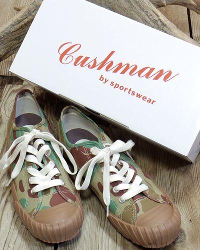 画像5: CUSHMAN -WWII LOWCUT SNEAKER-