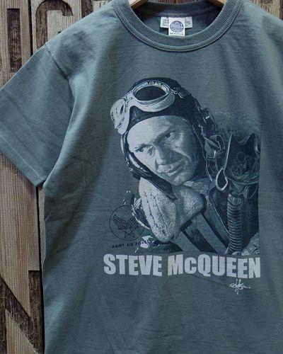 """画像2: TOYS McCOY -S.McQUEEN TEE™ """"WAR LOVER""""-"""